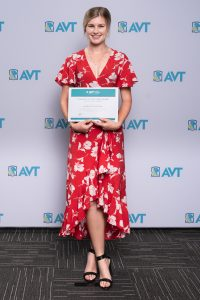 Vet Nursing Student Graduate of the Year Award AVT Perth 2019
